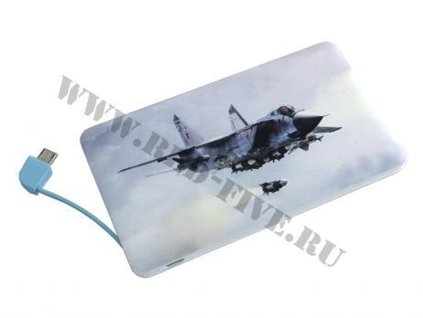 Пауэрбанк 5000 мАч МиГ-31