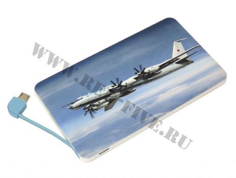 Пауэрбанк 5000 мАч Ту-142