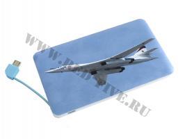 Пауэрбанк 5000 мАч Ту-160