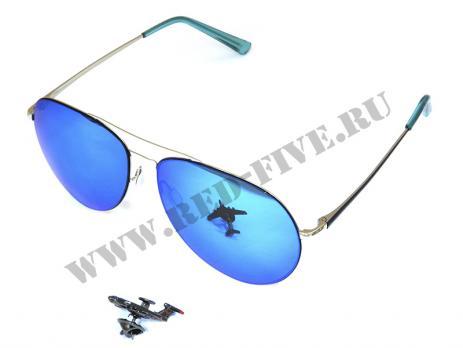 Очки солнцезащитные Авиатор (модель 2560-С2)