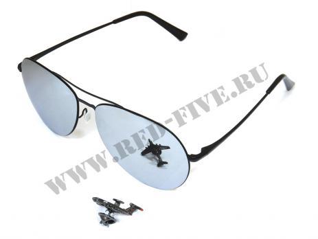 Очки солнцезащитные Авиатор (модель 8005)