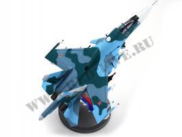 Модель металлическая Су-34 1/72