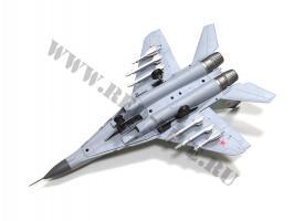 Модель металлическая Миг-29 1/48 СССР