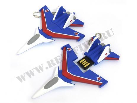 """USB-накопитель """"Русские витязи"""" 16ГБ"""