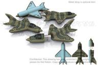 USB-накопитель МиГ-21 32ГБ