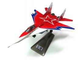 Модель металлическая МИГ-29 овт 1/48