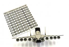 Автовизитка МиГ-35